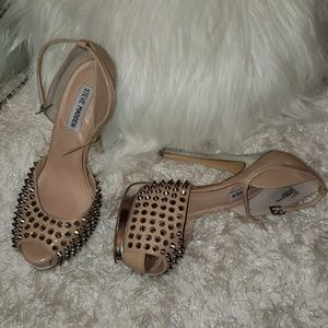 Steven madden heeled shoes